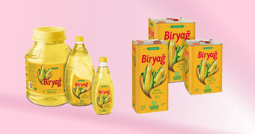 Biryag Corn Oil